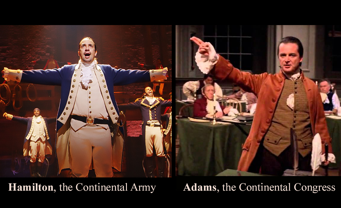 """6a31136f3be79 1776"""" and """"Hamilton"""": A Tale of Two Coattails – Theatrius"""