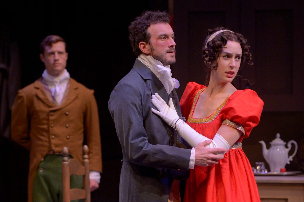 Christmas At Pemberley Manor Cast.The Wickhams Christmas At Pemberley Lights Up A Revolution