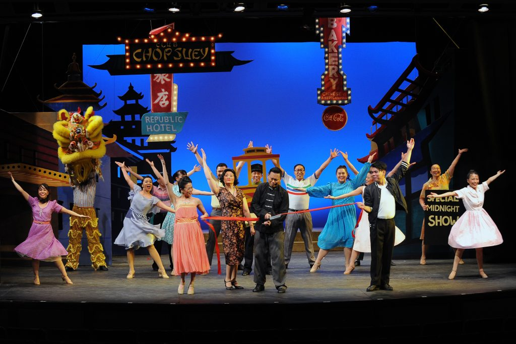 """Flower Drum Song"""" in Full Bloom, at Palo Alto Players"""